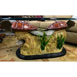 SOLD Turtle Table